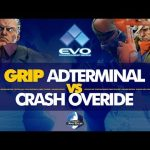 GRIP ADTerminal (Urien) VS Crash Overide (Zeku) – EVO 2019 Pools – CPT 2019