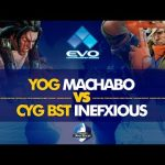 YOG Machabo (Necalli) VS. CYG BST Inefxious (Zeku) – EVO 2019 Top 8 Winners – CPT 2019