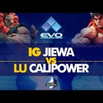 IG Jiewa (Akuma) VS LU Calipower (Kage) – EVO 2019 Pools – CPT 2019