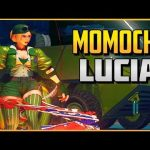 SFV ▰ Momochi Tries Lucia 【Street Fighter V】