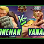 SFV CE 💢 BONCHAN (Nash) vs YANAI (G) ◣Battle Lounge◢ + BONUS